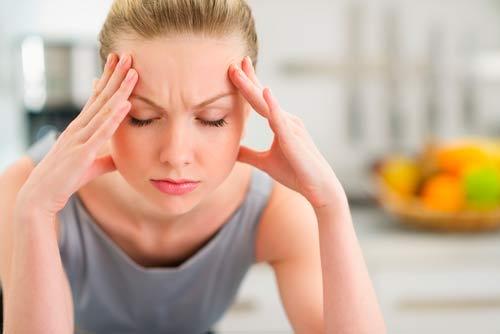 Dolor de cabeza en la nuca